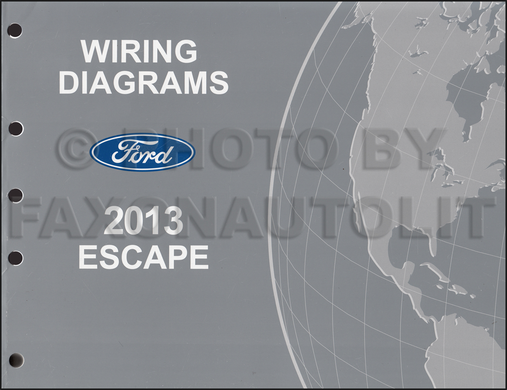 Fabulous 2013 Ford Escape Wiring Diagram Manual Original Renstra Mohammedshrine Wiring Digital Resources Renstramohammedshrineorg
