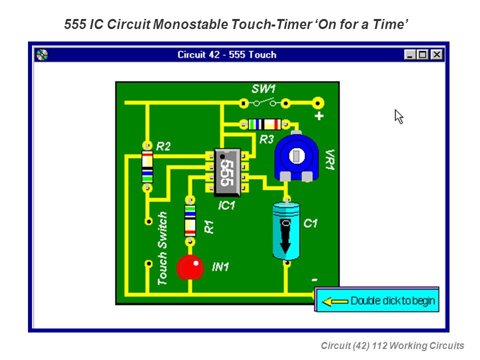 Phenomenal Key Stage Ic Using A 555 Ic As A Monostable Astable Circuit 555 Renstra Mohammedshrine Wiring Digital Resources Renstramohammedshrineorg