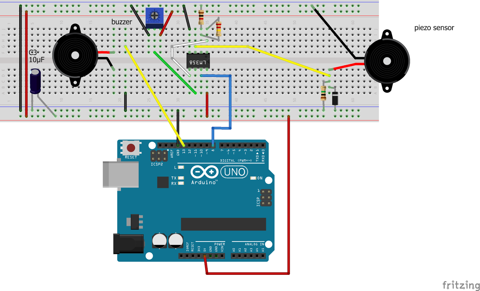 Superb Internet Of Things High Sensitivity Vibration Sensor Using Arduino Renstra Mohammedshrine Wiring Digital Resources Renstramohammedshrineorg