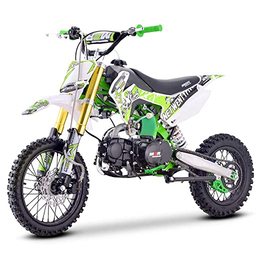 Enjoyable M2R Racing Kxf125 120Cc 76Cm Green Pit Bike Junior Motocross Off Renstra Mohammedshrine Wiring Digital Resources Renstramohammedshrineorg