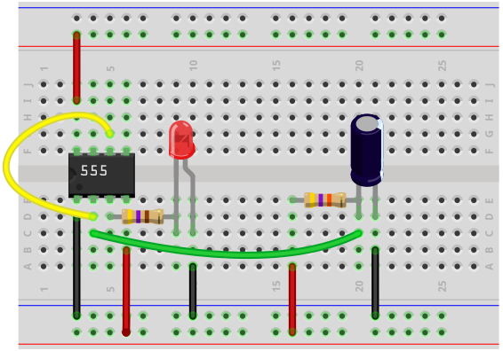 Stupendous How To Build A Delay Before Turn Off Circuit With A 555 Timer Renstra Mohammedshrine Wiring Digital Resources Renstramohammedshrineorg